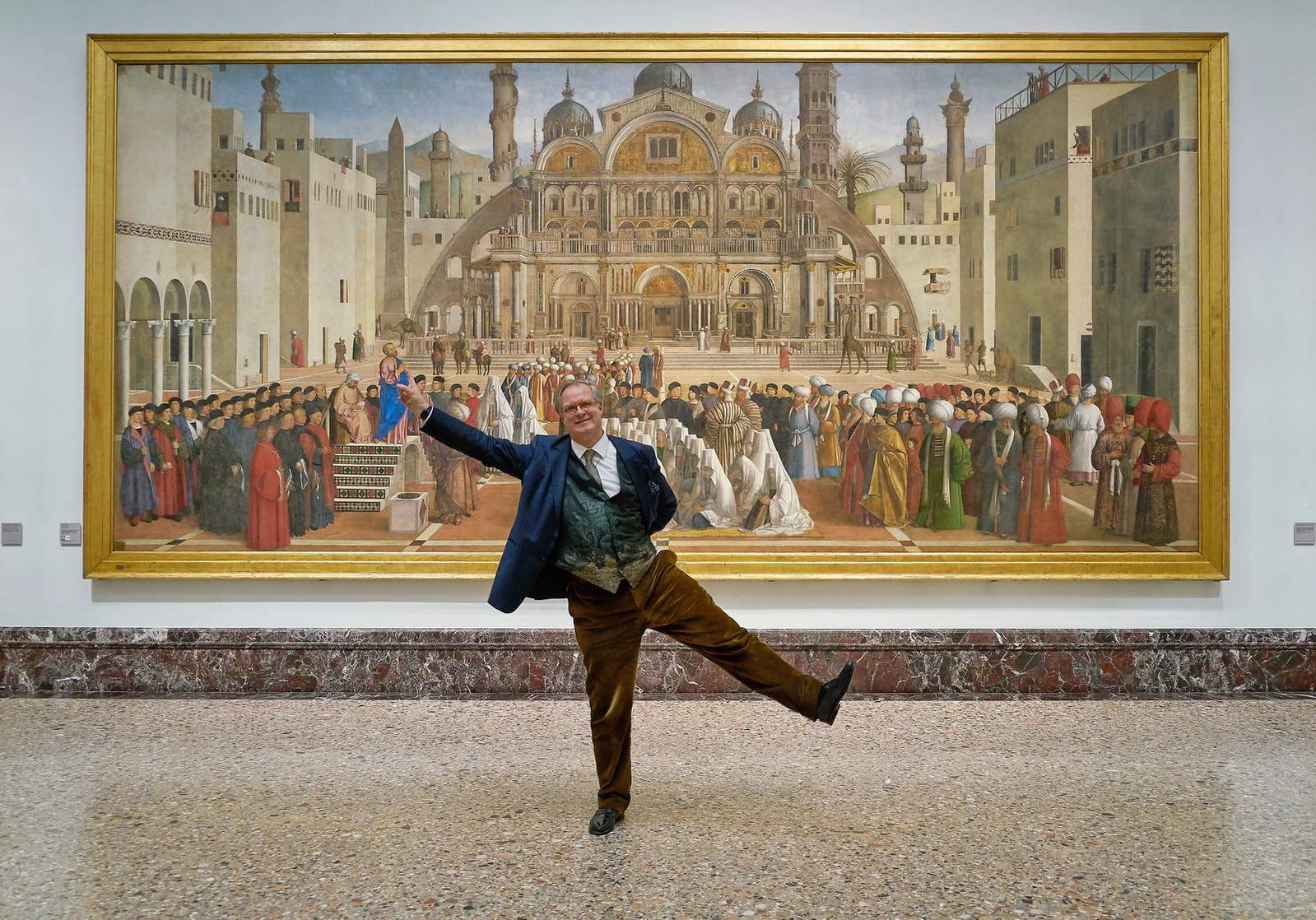 The Pinacoteca di Brera and the 100 days of Mr. James M. Bradburne